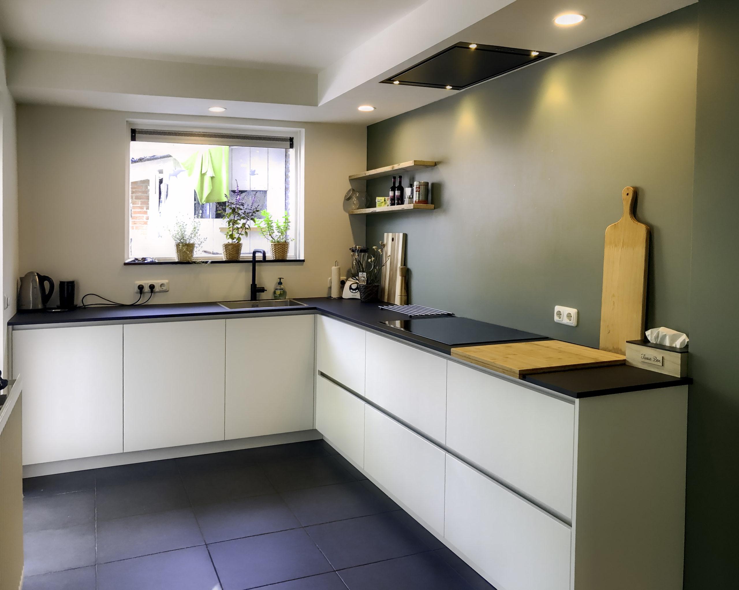 Keuken 1 Door Realisatiekwartier