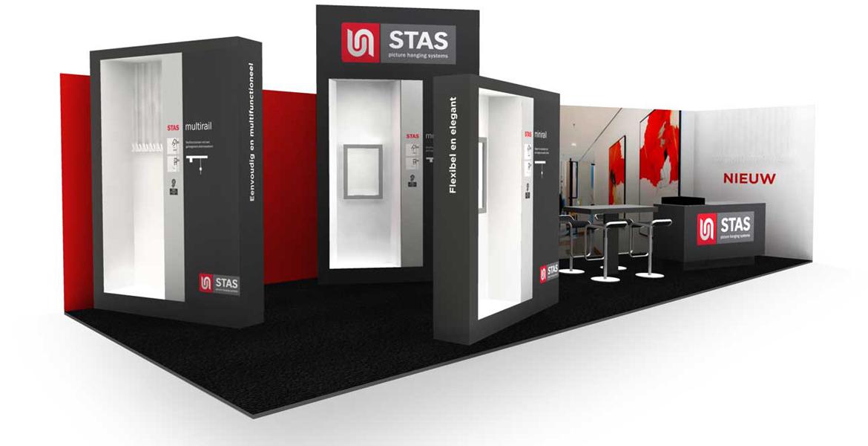 Stand Stas - Vakbeurs facilitair en gebouwenbeheer